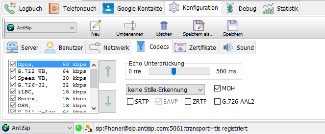 kein faxempfang bei voip